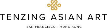 Tenzing Asian Art Logo