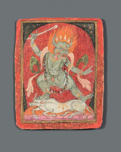 Tsakali: Yamadharmaraja